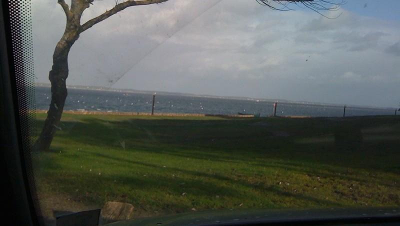 Surf report Arcachon - Les Arbousiers - France (33) 2009-11-04 09:45:00