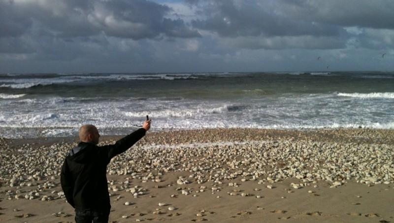 Surf report Les Huttes - Trois Pierres - France (17) 2009-11-08 10:08:00