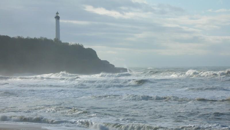 Surf report Anglet VVF - France (64) 2009-11-09 15:55:00