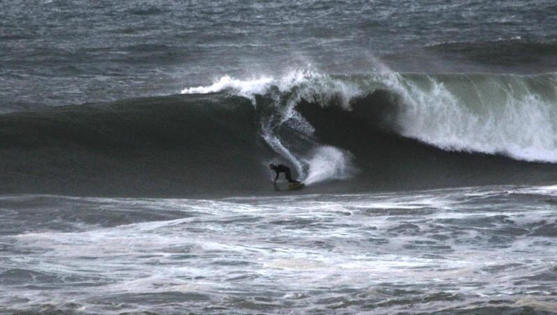 Surf report Hossegor - La Nord - France (40) 2009-11-09 17:35:00