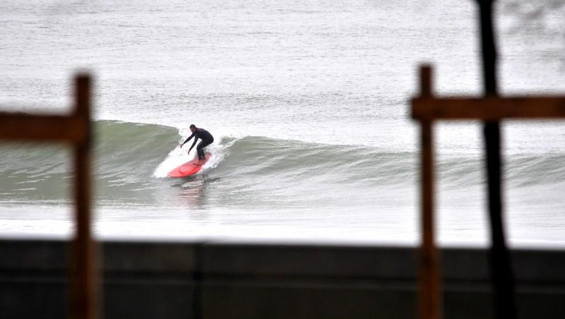 Surf report Hossegor - La Nord - France (40) 2009-11-10 11:00:00