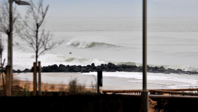 Surf report Hossegor - La Nord - France (40) 2009-11-10 11:00:00