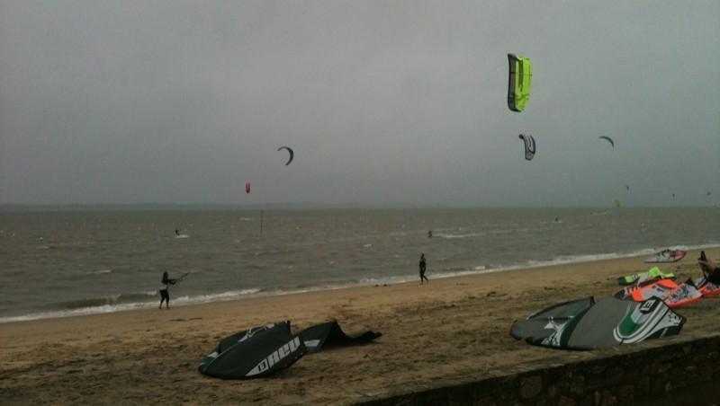 Surf report Arcachon - Les Arbousiers - France (33) 2009-11-11 15:00:00