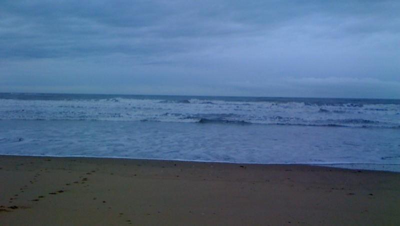 Surf report Vert Bois - France (17) 2009-11-12 10:27:00