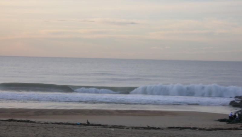 Surf report Anglet Sables d'Or - France (64) 2009-11-12 17:00:00
