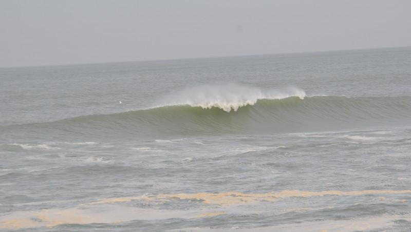 Surf report Hossegor - La Nord - France (40) 2009-11-13 09:35:00