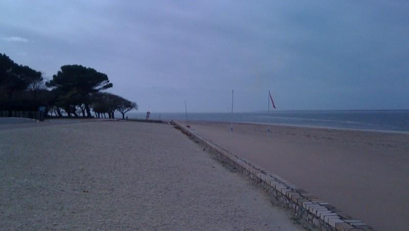 Surf report Arcachon - Les Arbousiers - France (33) 2009-11-14 12:00:00