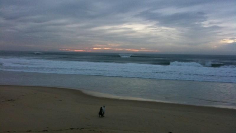 Surf report Cap-Ferret - Plage de L'Horizon - France (33) 2009-11-15 17:19:00
