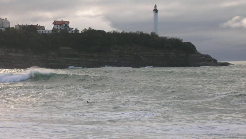 Surf report Anglet VVF - France (64) 2009-11-16 16:00:00