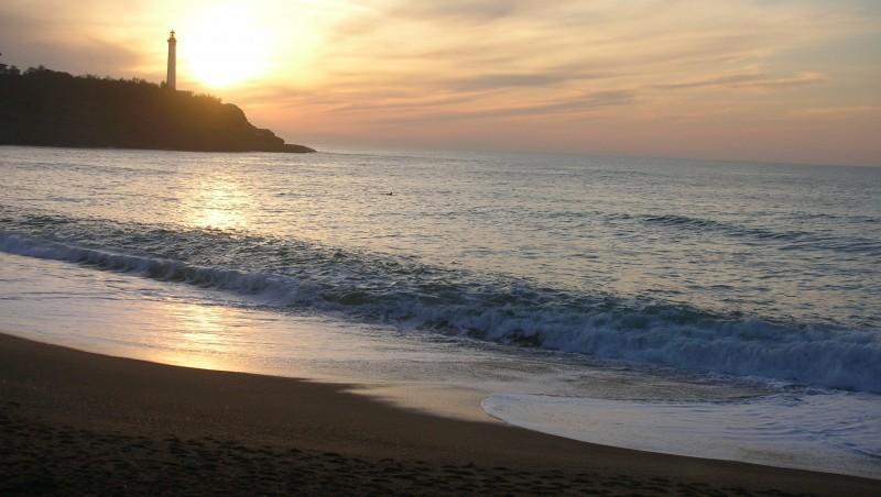 Surf report Anglet VVF - France (64) 2009-11-18 17:20:00