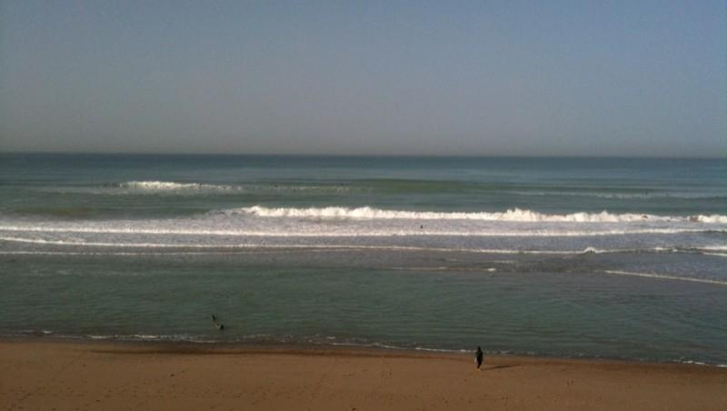 Surf report Bidart Centre - France (64) 2009-11-19 11:34:00