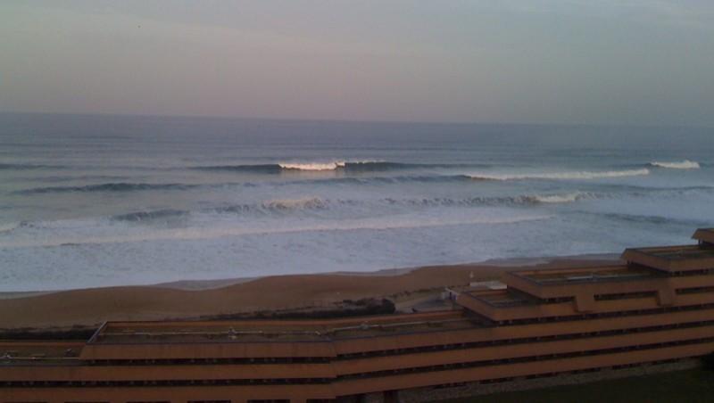 Surf report Anglet VVF - France (64) 2009-11-20 08:00:00