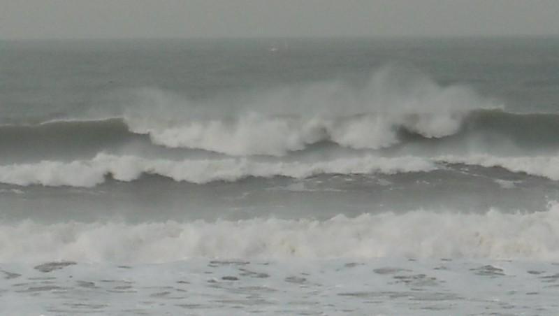 Surf report Le Trillou - France (17) 2009-11-21 09:00:00