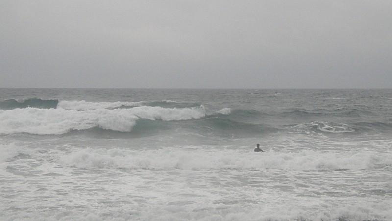 Surf report Sausset-les-Pins - L'Hermitage - France (13) 2009-11-22 09:00:00