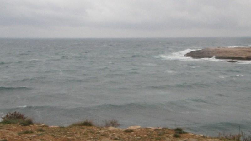 Surf report La Couronne - France (13) 2009-11-22 07:20:00