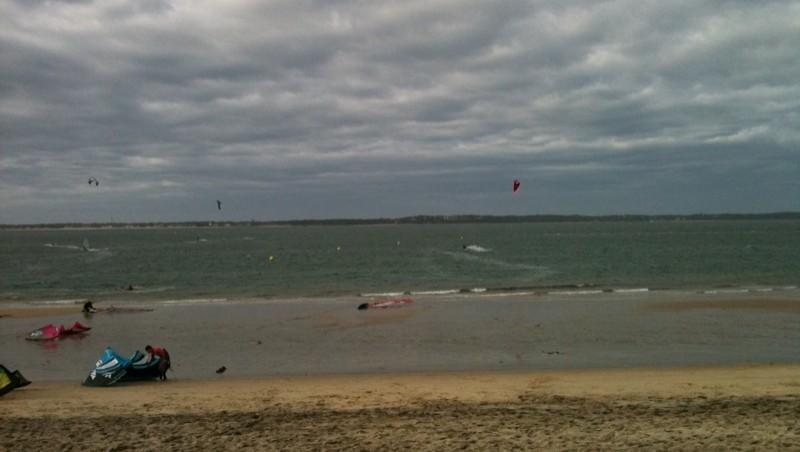 Surf report Arcachon - Les Arbousiers - France (33) 2009-11-22 13:30:00