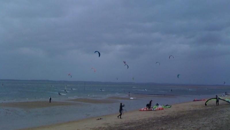 Surf report Arcachon - Les Arbousiers - France (33) 2009-11-22 14:49:00