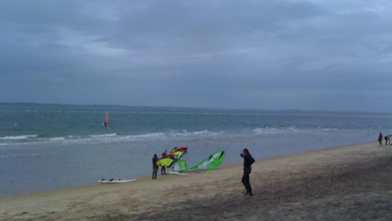 Surf report Arcachon - Les Arbousiers - France (33) 2009-11-22 15:59:00