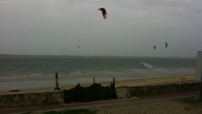 Surf report Arcachon - Les Arbousiers - France (33) 2009-11-23 13:44:00