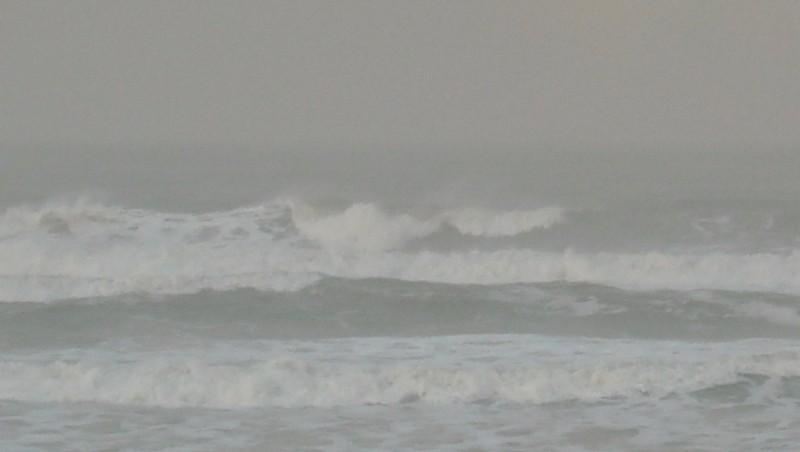 Surf report Le Trillou - France (17) 2009-11-25 09:00:00