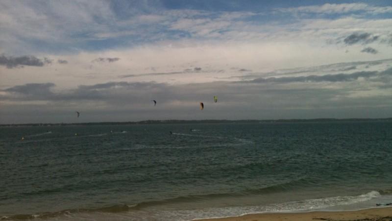 Surf report Arcachon - Les Arbousiers - France (33) 2009-11-25 12:11:00