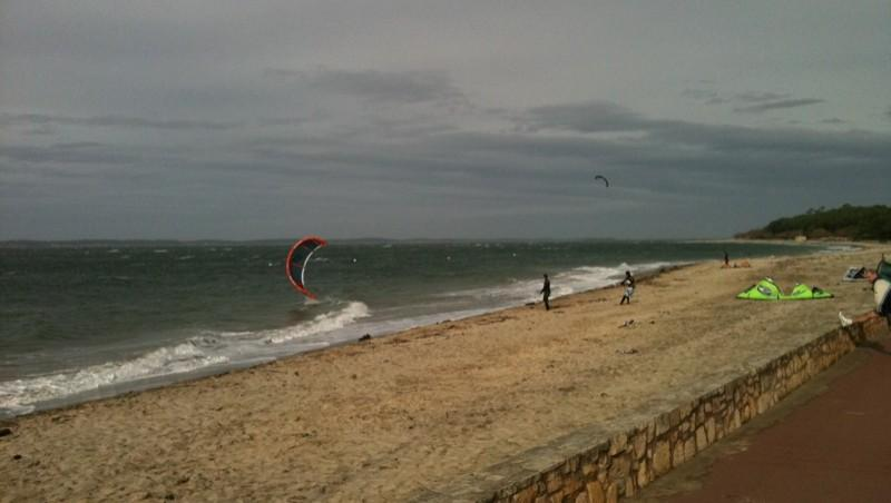 Surf report Arcachon - Les Arbousiers - France (33) 2009-11-28 14:01:00