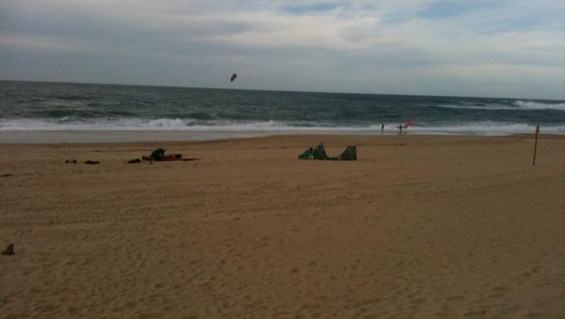 Surf report Hossegor - Plage Sud - France (40) 2009-11-28 14:08:00