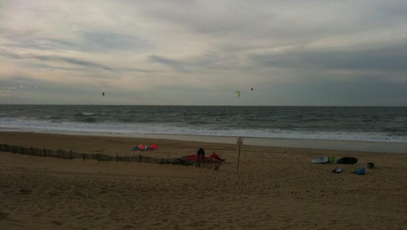 Surf report Hossegor - Plage Sud - France (40) 2009-11-28 14:08:00