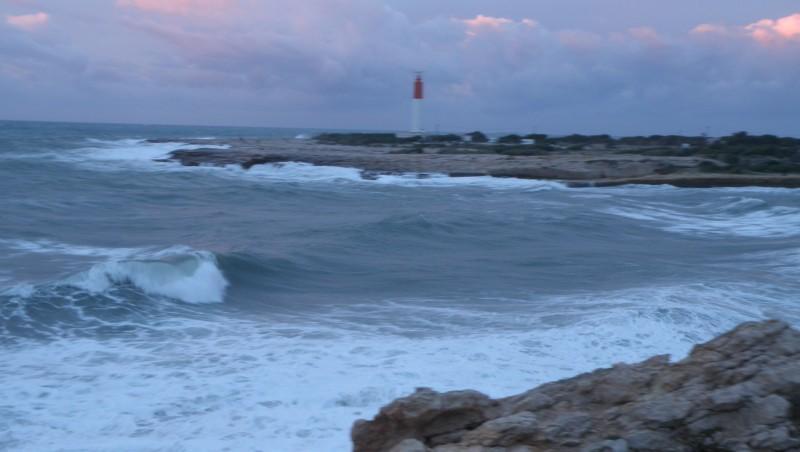 Surf report La Couronne - France (13) 2009-11-29 08:50:00