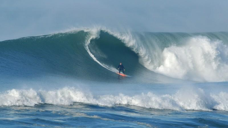 Surf report Hossegor - La Nord - France (40) 2009-12-10 11:00:00