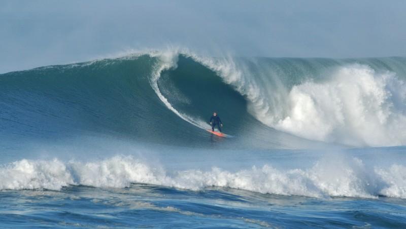 wave report Hossegor - La Nord - France (40) 2009-12-10 11:00:00