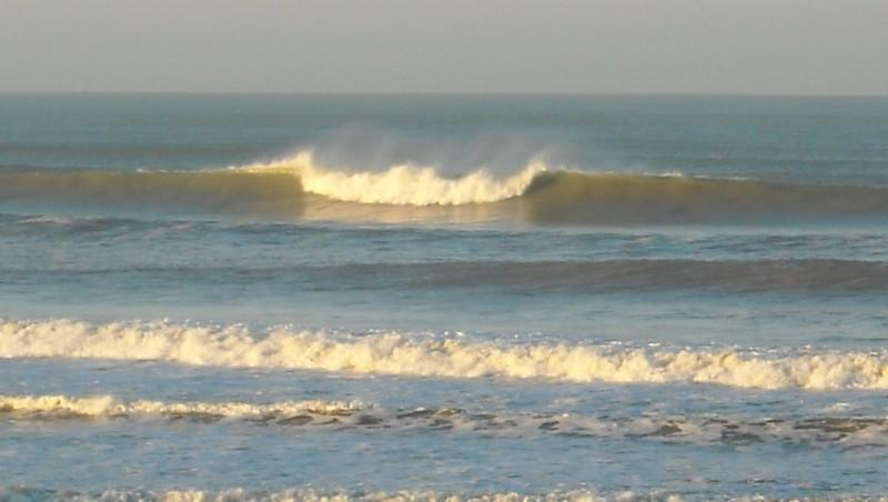 Surf report Grand Village - France (17) 2009-12-11 09:00:00