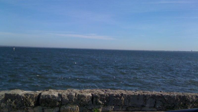 Surf report La Hume - France (33) 2009-12-11 12:30:00