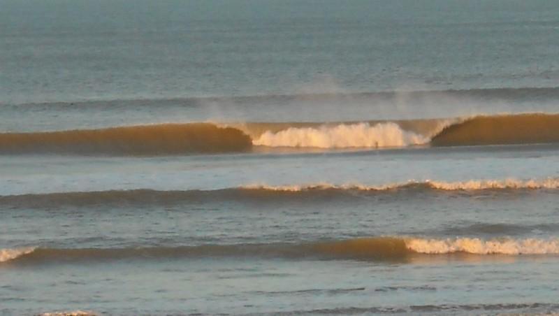 Surf report Grand Village - France (17) 2009-12-12 09:00:00