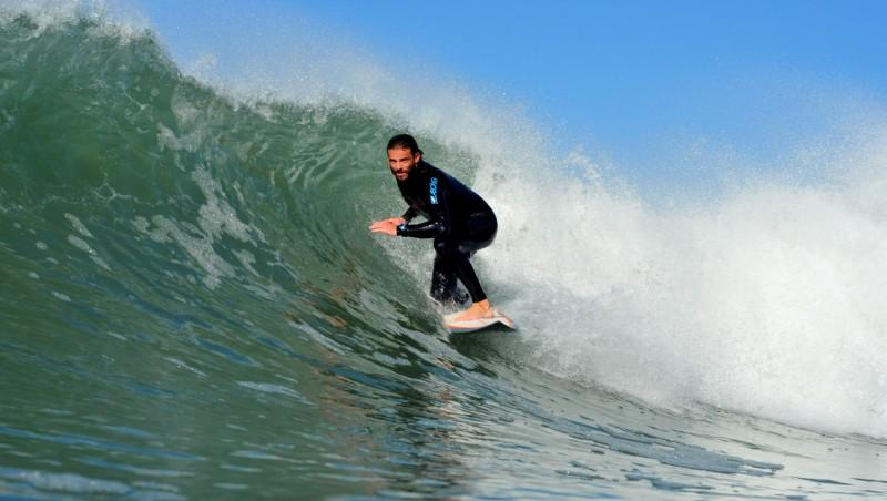 Surf report Seignosse - Les Casernes - France (40) 2009-12-12 11:00:00