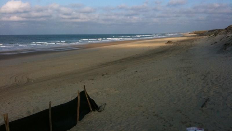 Surf report Biscarrosse Plage - France (40) 2009-12-14 11:26:00