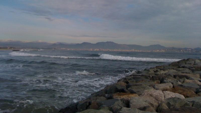 Surf report Saint-Aygulf - Zone Kite - France (83) 2009-12-14 11:27:00