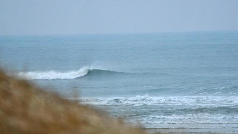 Surf report Seignosse - Le Penon - France (40) 2009-12-16 10:00:00