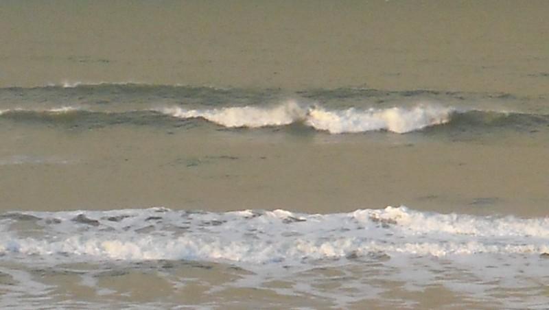 Surf report Grand Village - France (17) 2009-12-18 08:00:00