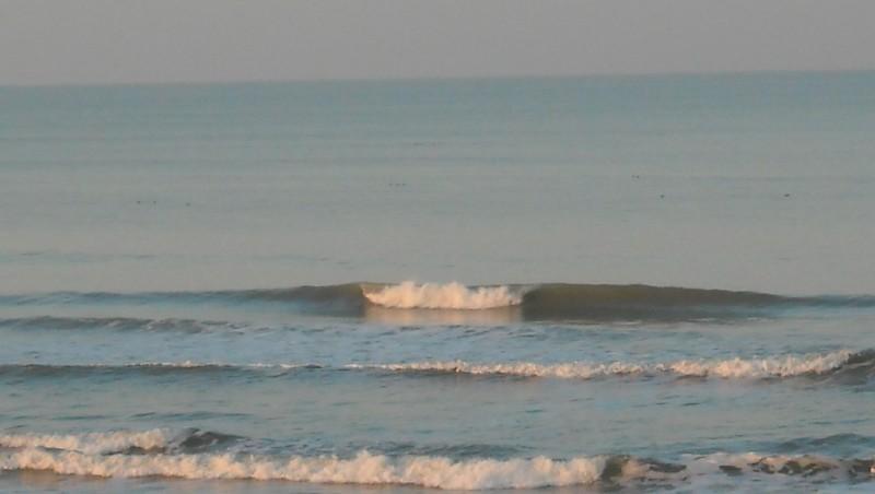Surf report Grand Village - France (17) 2009-12-19 09:00:00