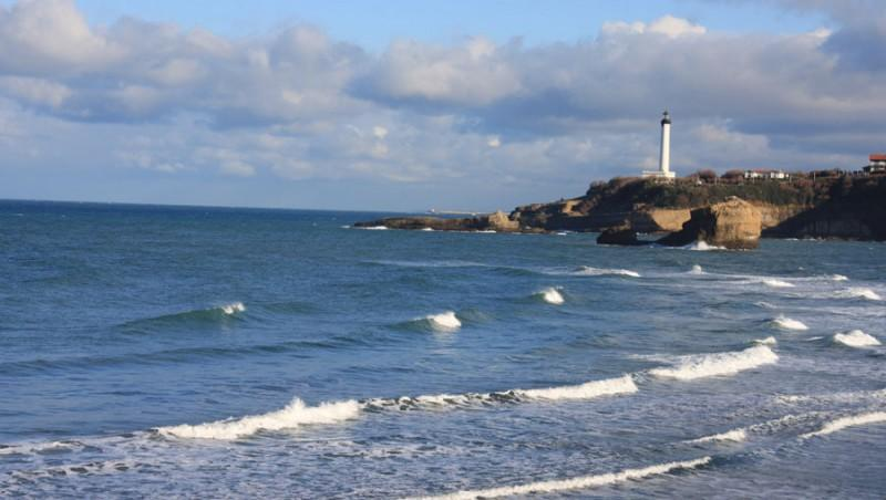 Surf report Biarritz - Grande Plage - France (64) 2009-12-20 10:30:00