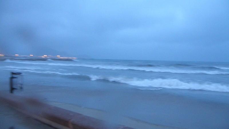 Surf report Le Prado - France (13) 2009-12-21 17:15:00