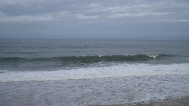 Surf report Anglet Sables d'Or - France (64) 2009-12-22 09:00:00