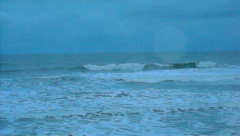 Surf report Grand Village - France (17) 2009-12-22 09:00:00