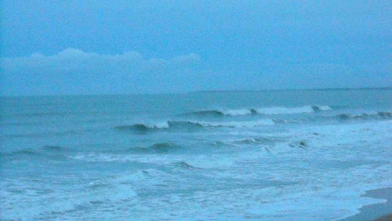 Surf report Grand Village - France (17) 2009-12-23 09:00:00