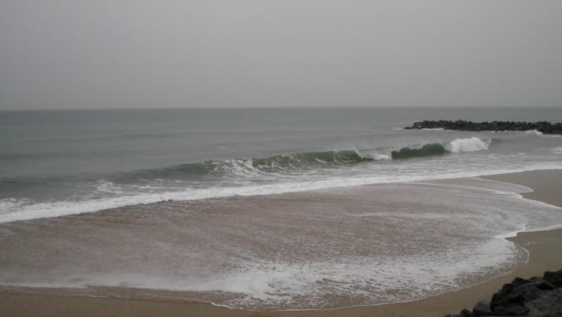 Surf report Anglet Sables d'Or - France (64) 2009-12-23 10:00:00