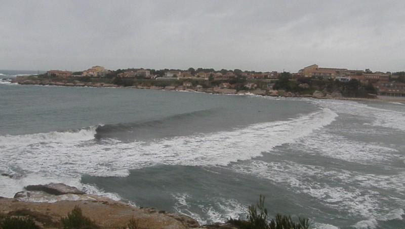 Surf report La Couronne - France (13) 2009-12-23 17:00:00