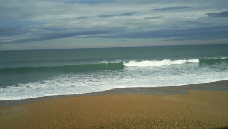 Surf report Anglet Sables d'Or - France (64) 2009-12-24 11:40:00
