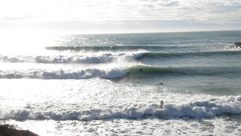 Surf report La Couronne - France (13) 2009-12-25 11:00:00