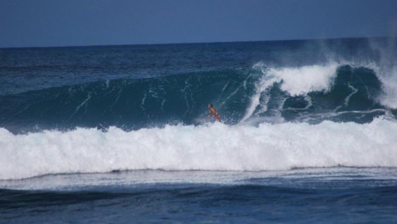 Surf report Tartane - Martinique (MQ) 2009-12-26 05:00:00